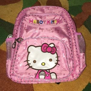 Hello kitty, toddler girl bookbag